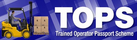 TOPS - Trained Operator Passport Scheme - Emrose Forklift Training Essex